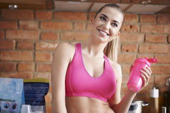 proteína para quem treina