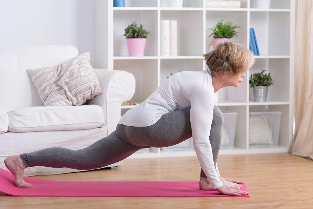exercícios para mulheres acima de 60