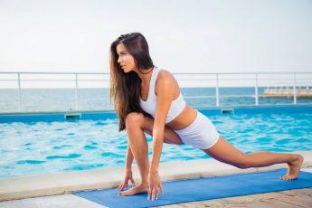 natação e musculação