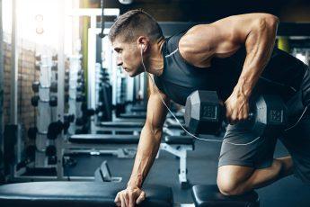 treino de tríceps